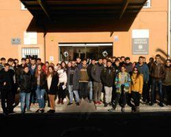 Vista al Centro de Servicios de Informática de la Universidad de Granada