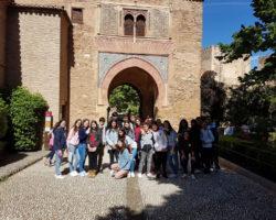 Matemáticas en la Alhambra de Granada