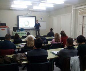Jornada en el CEP de El Ejido para la difusión Erasmus +