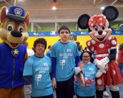 Celebramos el Día de la Discapacidad.