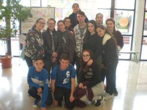 foto de Yincana en El Ejido por el Día de Andalucía IES Fuente