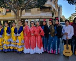 Yincana en El Ejido por el Día de Andalucía.