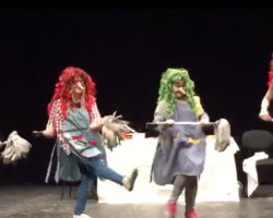 Teatro en Inglés.