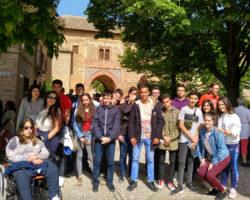 Matemáticas en La Alhambra.