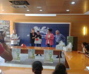 Educación Física 'de premio' con creatividad y reciclaje