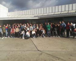 El viaje al Parque de las Ciencias de Granada