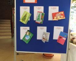 Increíbles diseños en el Concurso de tarjetas navideñas