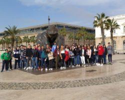 El alumnado de 4º de ESO visita Cartagena