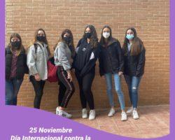 25N Manifiesto por la Eliminación de la Violencia contra la Mujer