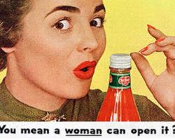 Mujer y publicidad