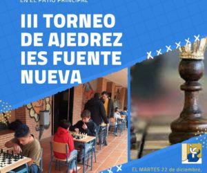 III Torneo de Ajedrez
