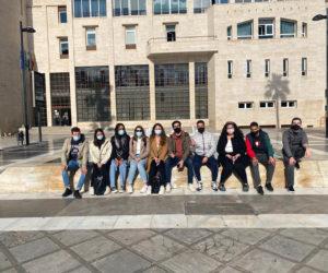 Cinco estudiantes Erasmus franceses se forman en nuestro Centro