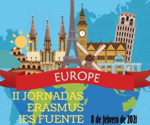 II Jornadas Erasmus Educación Superior