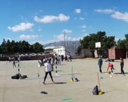 Juegos deportivos por el Día de Andalucía