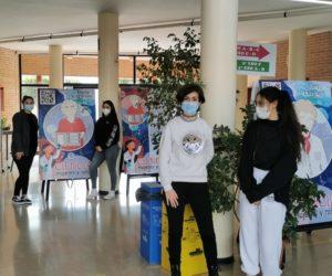 Exposición en el Centro 'Ciencia, mujeres y niñas'