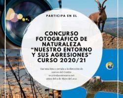 """Concurso Fotográfico """"Nuestro entorno y sus agresiones"""""""
