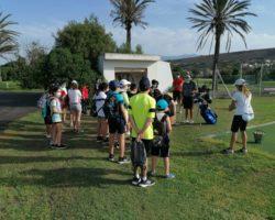 Jornada de Golf para el alumnado de 1º de ESO