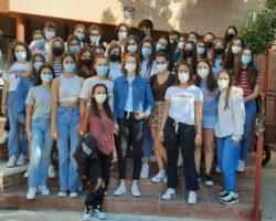 Nuestra alumna Abril Plaza participa en el programa de inmersión lingüística Picasso MOB